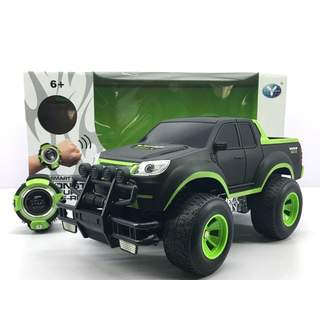 Masina cu ceas telecomanda,Lary Toys,Monster Super Off-Road