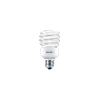 Bec economic Philips, spirala, E27, 15W, 10000 ore, lumina calda